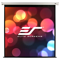 Elite Screens VMAX2 VMAX84XWV2 Motorized Projection