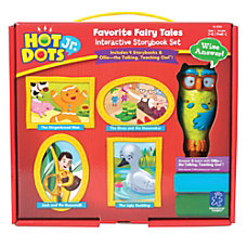 Educational Insights Hot Dots Jr Favorite