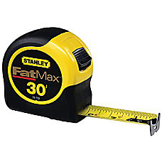 1 14 X30 FATMAX TAPE RULE