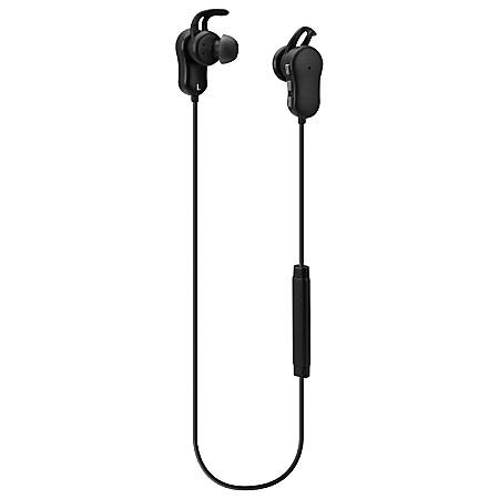 iLive Platinum Noise-Canceling Earbuds, Black, IAEP58B