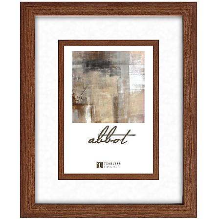 "Timeless Frames® Abbot Frame, 6"" x 8"", Walnut"