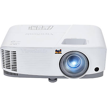 ViewSonic® PG603X WXGA 3D Ready DLP Networkable Projector