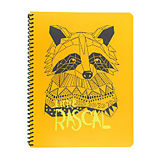 Top Flight Inc Fashion Spiral Notebook