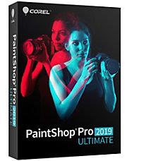 Corel PaintShop Pro 2019 Ultimate Download