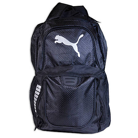PUMA Contender Laptop Backpack, Black