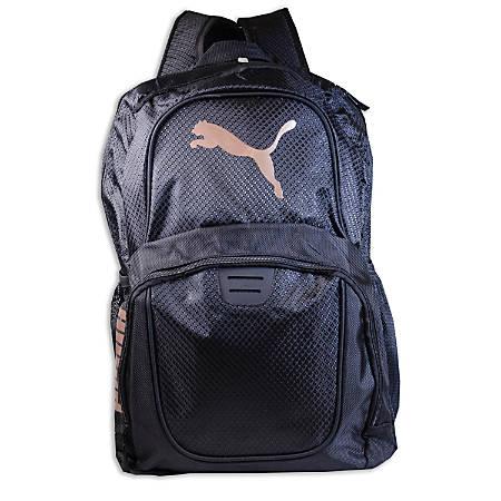 PUMA Contender Laptop Backpack, Rose Gold