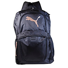 PUMA Contender Laptop Backpack Rose Gold