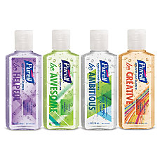Purell Scented Hand Sanitizer 4 Oz
