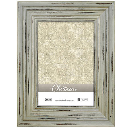 "Timeless Frames® Chateau Frame, 4"" x 6"", Gray"