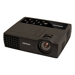 InFocus IN1100 DLP Projector IN1118HD