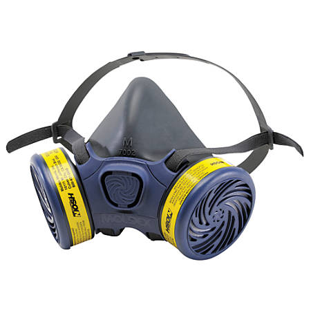 7000 Series Respirator Facepieces, Large