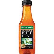 Pure Leaf Unsweetened Black Tea Black