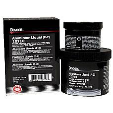 Devcon F 2 Aluminum Liquid Epoxy