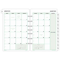 Day Timer Monthly Planner Refill 5