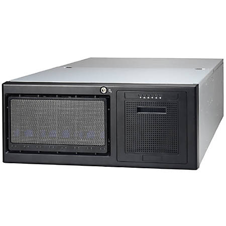 Tyan B7025F48W4H Barebone System - 4U Rack-mountable - Intel 5520 Chipset - Socket B LGA-1366 - 2 x Processor Support
