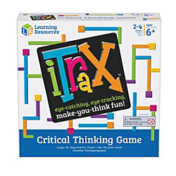 Learning Resources iTrax Critical Thinking Game