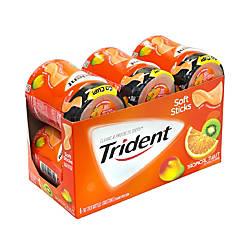 Trident gum Sugar Free Soft Sticks