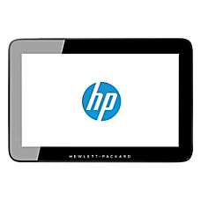 HP Retail Integrated 7 inch Customer