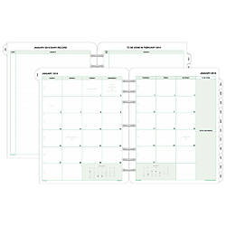 Day Timer Monthly Planner Refill 8