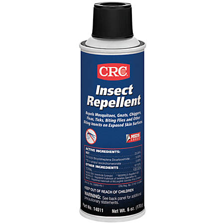 Insect Repellents - Double Strength, 8 oz Aerosol Can