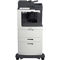 Lexmark MX810DXME Monochrome Laser All In