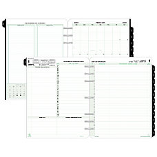 Day Timer Daily Planner Refill 8