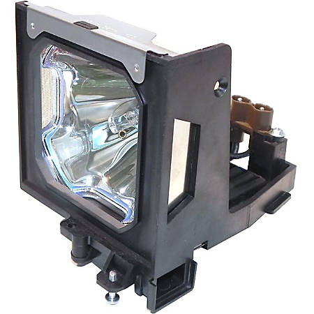 eReplacements Compatible projector lamp for Sanyo PLC-XT10A, PLC-XT11, PLC-XT15A, PLC-XT16, PLC-XT3000, PLC-XT3200, PLC-XT3800 - 250 W Projector Lamp - UHP - 2000 Hour