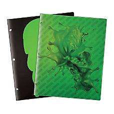 Nickelodeon Slime 2 Pocket Poly Folder