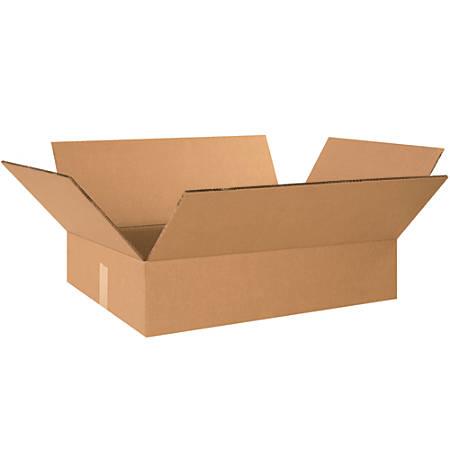 "Office Depot® Brand Double-Wall Heavy-Duty Corrugated Cartons, 24"" x 18"" x 6"", Kraft, Box Of 15"