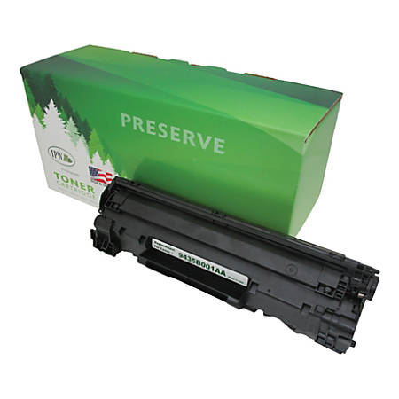 IPW Preserve 845-137-ODP (Canon CRG-137 / 9435B001AA) Remanufactured Black Toner Cartridge