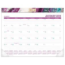 Cambridge Agate Monthly Desk Pad 21