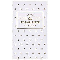 at a glance badge 25 month pocket planner 3 58 x 6 116 60percent