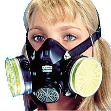 MSA Comfo Classic Hycar Rubber Respirator