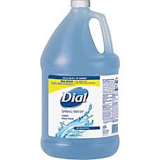 Dial Moisturizing Liquid Hand Soap Spring