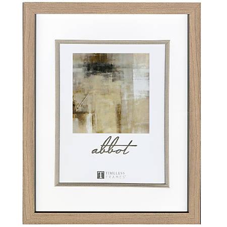 """Timeless Frames® Abbot Frame, 6"""" x 8"""", Oak"""