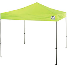 Ergodyne Instant Shelter Canopy Canopy StyleLime