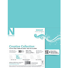 Neenah Creative Collection Specialty Paper Letter