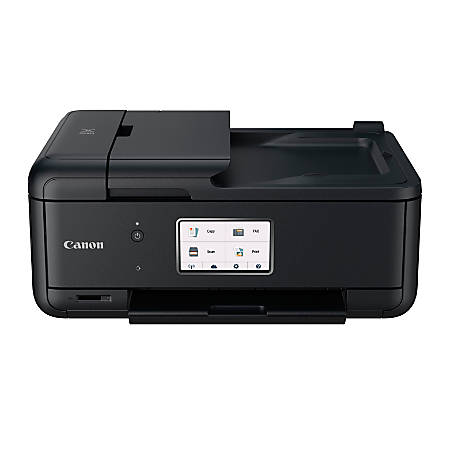 Canon PIXMA TR8520 Wireless Inkjet Color All-In-One Printer, Copier, Scanner, Fax