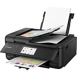 Canon PIXMA TR8520 Inkjet Multifunction Printer