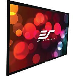 Elite Screens SableFrame ER180WH2 Fixed Frame