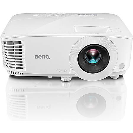BenQ MW612 DLP Projector - 16:10 - 1280 x 800 - Ceiling, Front - 720p - 4000 Hour Normal Mode - 10000 Hour Economy Mode - WXGA - 20,000:1 - 4000 lm - HDMI - USB - Wireless LAN