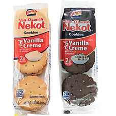 Lance Cookie Variety Pack Individually Wrapped