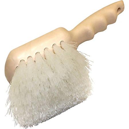 "Genuine Joe 9"" Nylon Utility Brush - 1 Each"