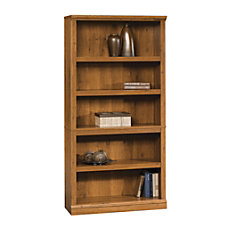 Sauder Select Bookcase 5 Shelf Abbey