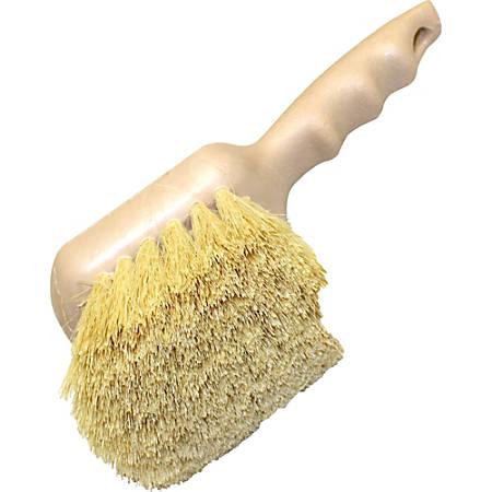 "Genuine Joe 8-1/2"" Tampico Utility Brush - 1 Each"