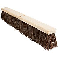 Genuine Joe 24 Push Broomhead 1