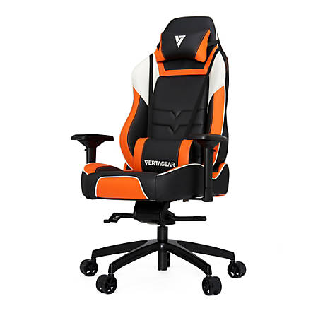 Vertagear Racing Series P-Line PL6000 Gaming Chair, Black/Orange