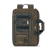 Solo Zone Hybrid Briefcase With 156
