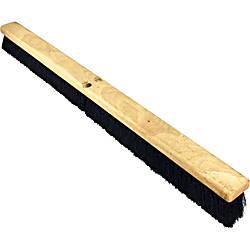 Genuine Joe Hardwood Block Tampico Broom