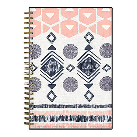 "Blue Sky™ Tappeto Weekly/Monthly CYO Planner, 5"" x 8"", Multicolor, January To December 2020, 115627"